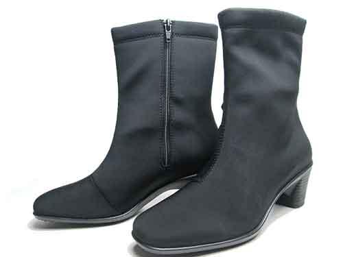 【あす楽】マドラスウォーク madras Walk ゴアテックスストレッチブーツ ブラック【レディース・靴】