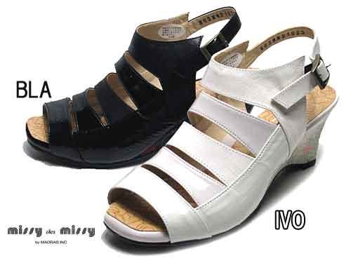 【あす楽】ミッシー デ ミッシー missy des missy デザインベルトサンダル レディース 靴