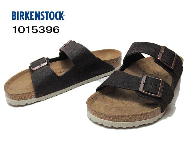 カントリー風なアピアランスが魅力 ポイント5倍 マラソン期間中 ビルケンシュトック BIRKENSTOCK Arizona BS Brown 1015396 激安特価品 靴 Soft サンダル Steer 安い メンズ