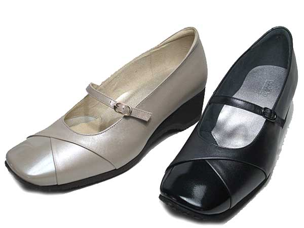 【あす楽】アシックス ペダラ asics Pedala 1212A082 ワイズ3E ストラップパンプス レディース 靴