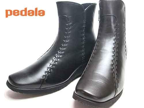 アシックス ペダラ  asics Pedalaウォーキングショートブーツ【あす楽】【レディース・靴】