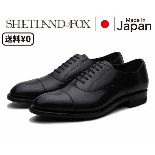 リーガル SHETLANDFOX シェットランドフォックス メンズビジネス ストレートチップ 002F SF