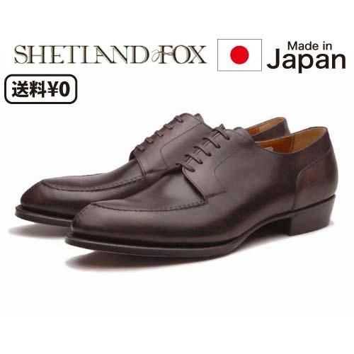 リーガル SHETLANDFOX シェットランドフォックス メンズビジネス Uチップ 013F SF