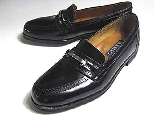 【あす楽】マドラスモデロ madras MODELLO ビジネスシューズ ビットローファー ブラック【メンズ・靴】