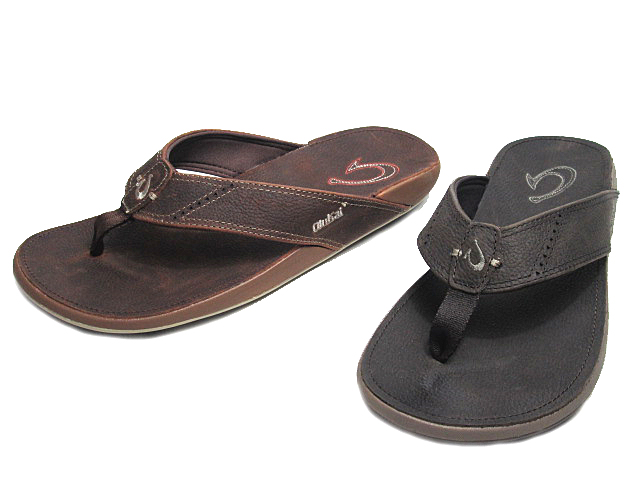 【あす楽】オルカイ Olukai NUI 10239 ビーチサンダル トングサンダル メンズ 靴