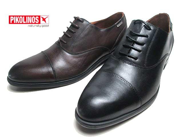 【ポイント10倍カード決済2019年12月20日限定 】ピコリノス PIKOLINOS ブリストル ストレートチップ ビジネスシューズ メンズ 靴