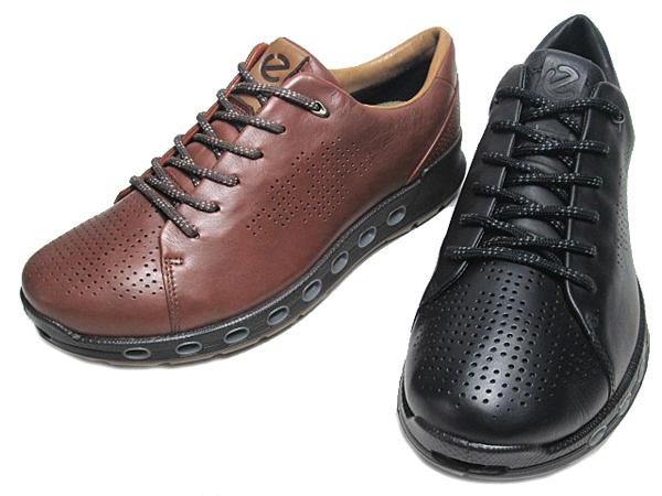 【あす楽】エコー ECCO COOL2.0 Mens Calf Leather Sneaker GTX レザースニーカー メンズ 靴