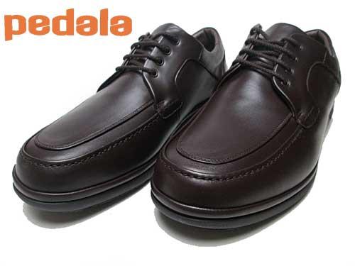 【継続】 【あす楽】アシックス ペダラ asics PEDARA ウォーキングシューズ レースアップシューズ ワイズ4E コーヒーブラウン メンズ 靴