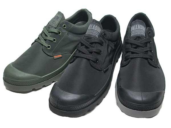 【あす楽】パラディウム PALLADIUM PAMPA OX PUDDLE LITE WP スニーカー メンズ レディース 靴