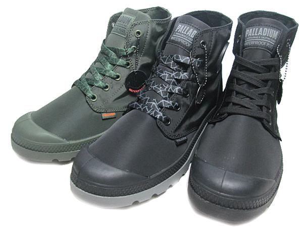 パラディウム PALLADIUM PAMPA PUDDLE LITE WP+ スニーカー メンズ レディース 靴