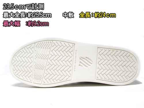 あす楽 ケースイス K・SWISS コート フラスコ リバティー コートスタイル スニーカー ホワイト マシュマロ レディース 靴by7f6g