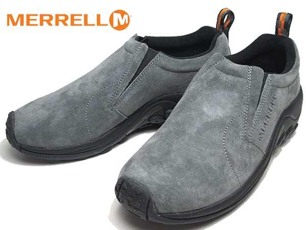 【あす楽】メレル MERRELL ジャングル モック アクティブ ライフスタイル ピューター メンズ 靴
