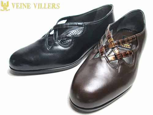 【あす楽】ヴェイネビラーズ VEINE VILLERS コンフォートパンプス【レディース・靴】