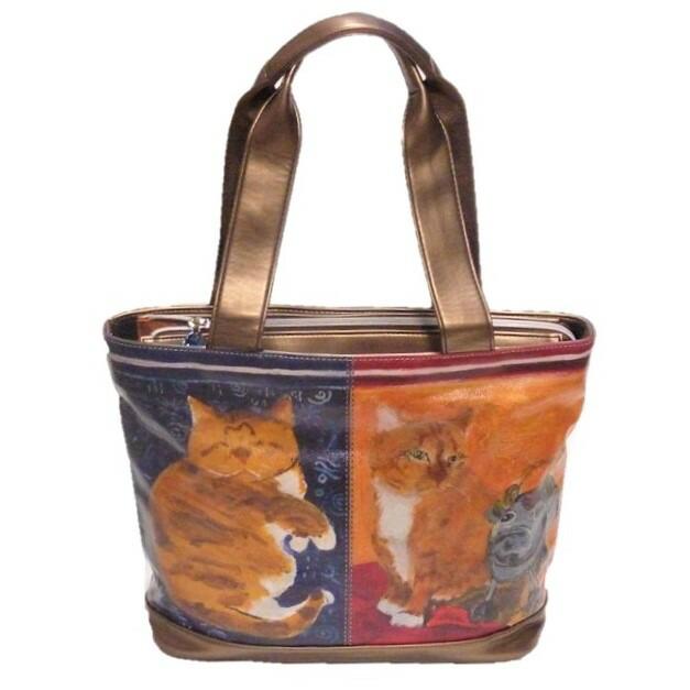 Manhattaner's マンハッタナーズ トートバッグ「シゲオとシゲオ」