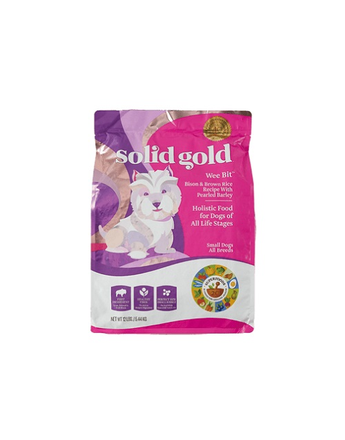 ソリッドゴールド ウィービット 3kg×2袋セット(プレゼント付き)