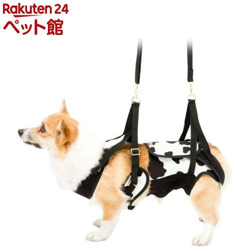 歩行補助ハーネスLaLaWalk 中型犬・コーギー用 COW CL(1個)[爽快ペットストア]