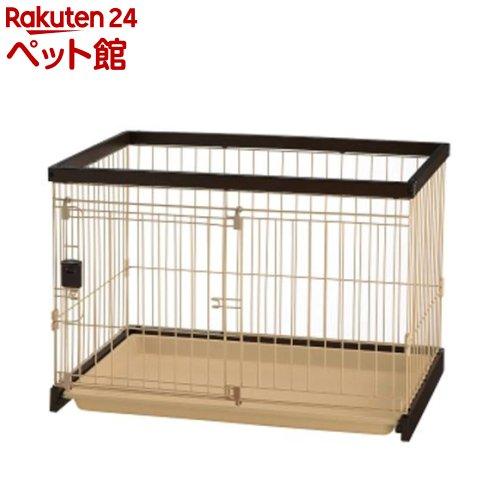 リッチェル ペット用 木製お掃除簡単サークル 90-60(1台)[爽快ペットストア]