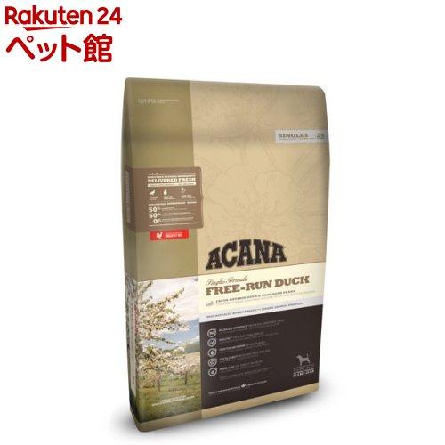 アカナ フリーランダック(正規輸入品)(11.4kg)【アカナ】[爽快ペットストア]