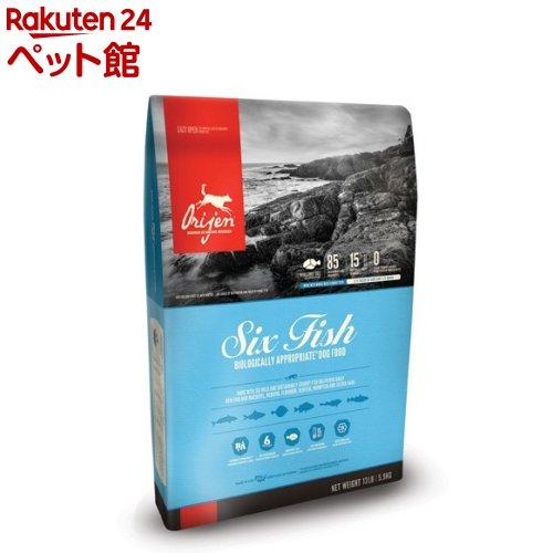 オリジン 6フィッシュドッグ(5.9kg)【オリジン】[爽快ペットストア]