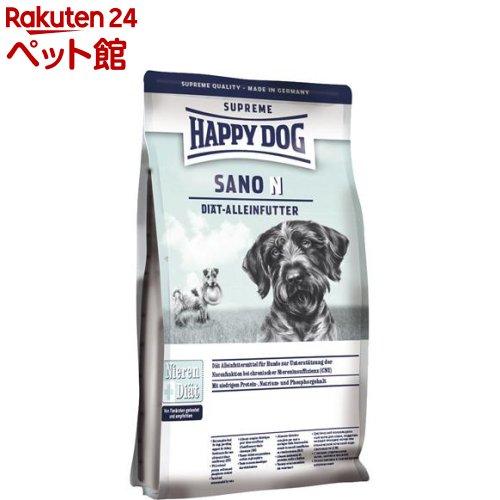 ハッピードッグ スプリーム・ダイエット サノN 腎臓サポート 全犬種 成犬-高齢犬用 中粒(7.5kg)【ハッピードッグ】[爽快ペットストア]