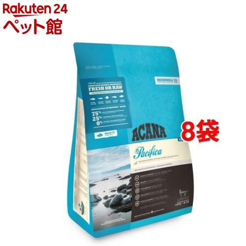 アカナ パシフィカキャット(正規輸入品)(1.8kg*8袋セット)【アカナ】[キャットフード][爽快ペットストア]
