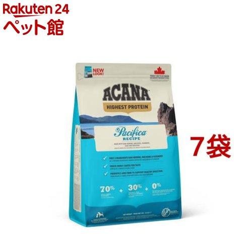 アカナ パシフィカドッグ(正規輸入品)(2kg*7袋セット)【アカナ】[ドッグフード][爽快ペットストア]