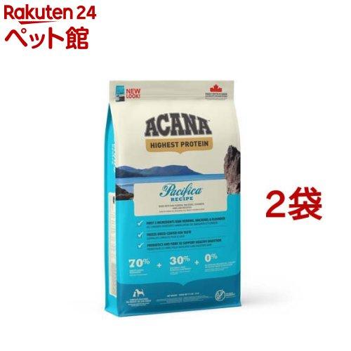 アカナ パシフィカドッグ(正規輸入品)(11.4kg*2袋セット)【アカナ】[爽快ペットストア]
