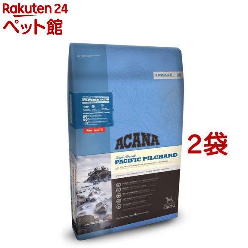 アカナ パシフィックピルチャード(正規輸入品)(11.4kg*2袋セット)【アカナ】[爽快ペットストア]