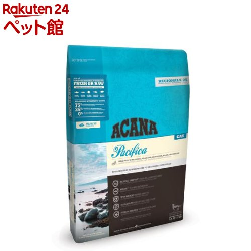 アカナ パシフィカキャット セール 登場から人気沸騰 大好評です 正規輸入品 爽快ペットストア 5.4kg