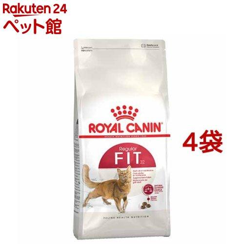 ロイヤルカナン フィーラインヘルスニュートリション フィット(4kg*4コセット)【d_rc】【dalc_royalcanin】【ロイヤルカナン(ROYAL CANIN)】[キャットフード][爽快ペットストア]