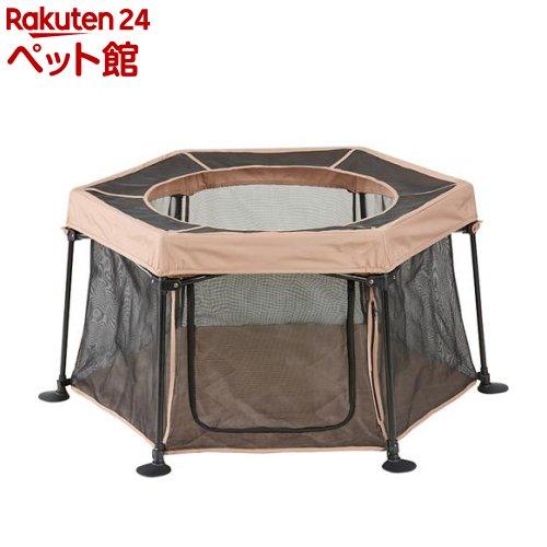 たためて洗えるペットサークルL(1個)【日本育児】[爽快ペットストア]