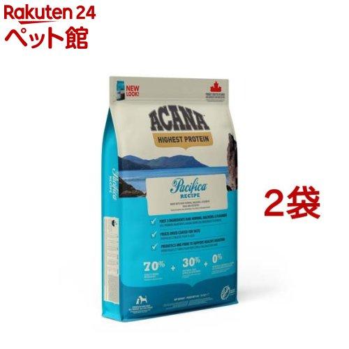 アカナ パシフィカドッグ(正規輸入品)(6kg*2袋セット)【アカナ】[爽快ペットストア]