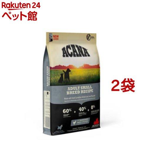 アカナ アダルトスモールブリード(正規輸入品)(6kg*2袋セット)【アカナ】[爽快ペットストア]