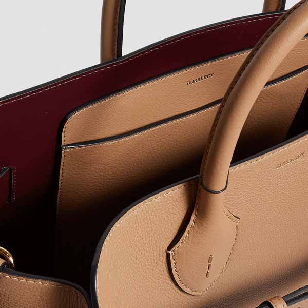 バーバリー ロンドン Burberry バッグ レディース トートバッグ 2Way レザー かばん 鞄  ブランド バーバリー正規品販売店 直営アウトレット店より直輸入
