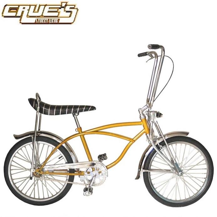 クルーズ ローライダー自転車 HONEY BEE クラシック カスタム ローチャリ ビンテージ スタイル ビーチクルーザー 20インチ 小径 自転車 改造 Schwinn シュウィン スティングレー エレクトラ レインボー カスタム アメリカン チョッパー BMX MTB GRQ 小径自転車 ミニベロ