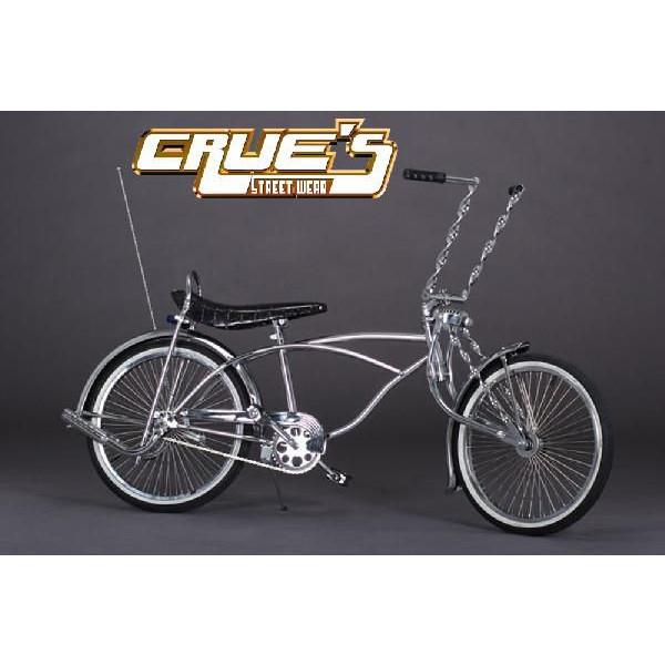 クルーズ ローライダー自転車 ギャングスタカスタム ローチャリ ビーチクルーザー 20インチ 小径 自転車 改造 世田谷ベース エレクトラ レインボー コンプトン カスタム アメリカン チョッパー BMX MTB 小径自転車 ミニベロ 小径車