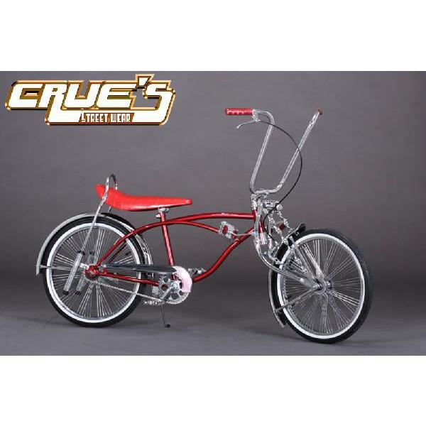 クルーズ ローライダー自転車 OGショック カスタム ローチャリ ビーチクルーザー 20インチ 小径 自転車 改造 世田谷ベース エレクトラ レインボー コンプトン カスタム アメリカン チョッパー BMX MTB 小径自転車 ミニベロ 小径車