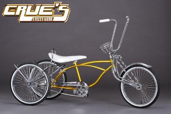クルーズ ローライダー自転車 トライクカスタム ローチャリ ビーチクルーザー 20インチ 小径 自転車 改造 世田谷ベース エレクトラ レインボー コンプトン カスタム アメリカン チョッパー BMX MTB 小径自転車 ミニベロ 小径車