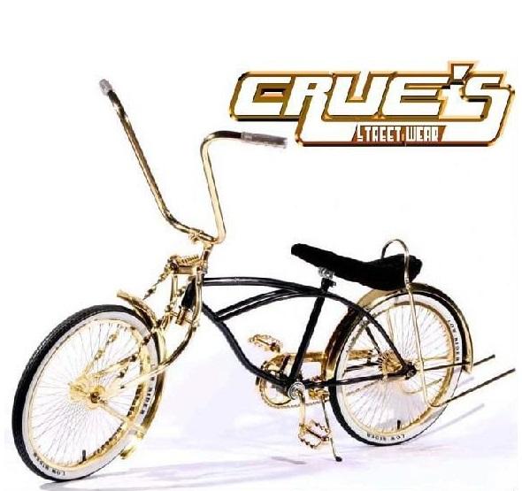 クルーズ ローライダー自転車 ゴールド カスタム ローチャリ ビーチクルーザー 20インチ 小径 自転車 改造 世田谷ベース エレクトラ レインボー コンプトン カスタム アメリカン チョッパー BMX MTB 小径自転車 ミニベロ 小径車