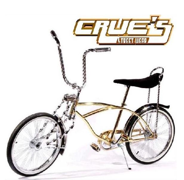 クルーズ ローライダー自転車 ツイスト ゴールド カスタム ローチャリ ビーチクルーザー 20インチ 小径 自転車 改造 世田谷ベース エレクトラ レインボー コンプトン カスタム アメリカン チョッパー BMX MTB 小径自転車 ミニベロ 小径車