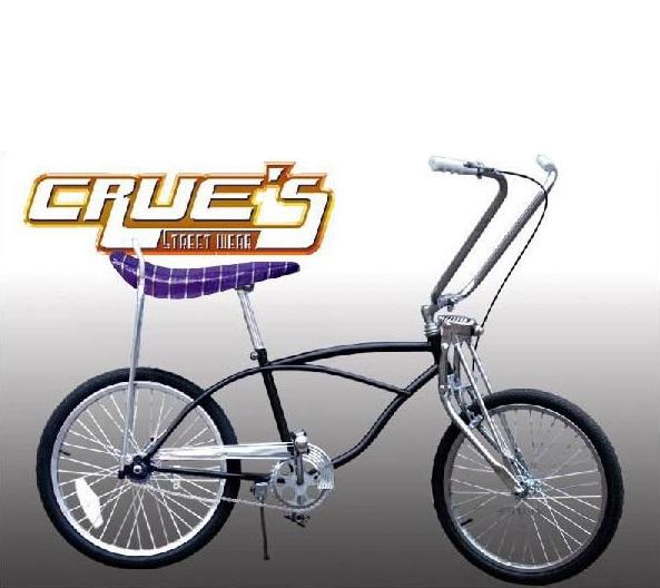 クルーズ ローライダー自転車 クラシック ブラック パープルシート ローチャリ ビンテージ スタイル ビーチクルーザー 20インチ 小径 自転車 改造 Schwinn シュウィン スティングレー エレクトラ レインボー カスタム アメリカン チョッパー BMX MTB GRQ 小径自転車 ミニベロ