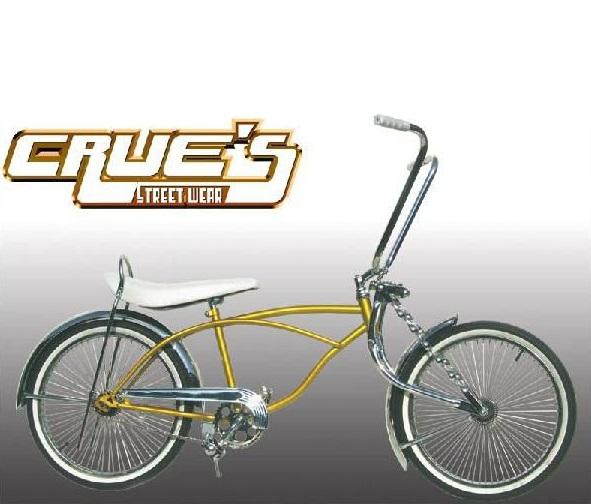 クルーズ ローライダー自転車 ゴールド ローチャリ ビーチクルーザー 20インチ 小径 自転車 改造 世田谷ベース エレクトラ レインボー コンプトン カスタム アメリカン チョッパー BMX MTB 小径自転車 ミニベロ 小径車