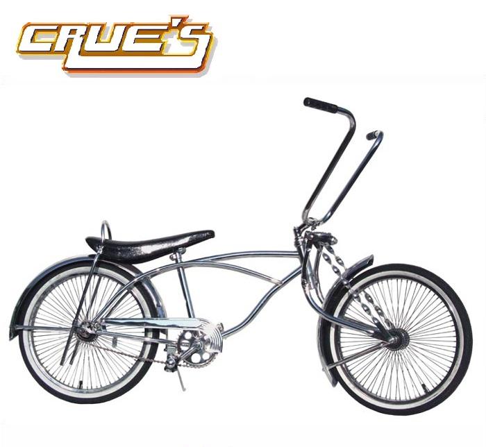 クルーズ ローライダー自転車 クローム ローチャリ ビーチクルーザー 20インチ 小径 自転車 改造 世田谷ベース エレクトラ レインボー コンプトン カスタム アメリカン チョッパー BMX MTB 小径自転車 ミニベロ 小径車