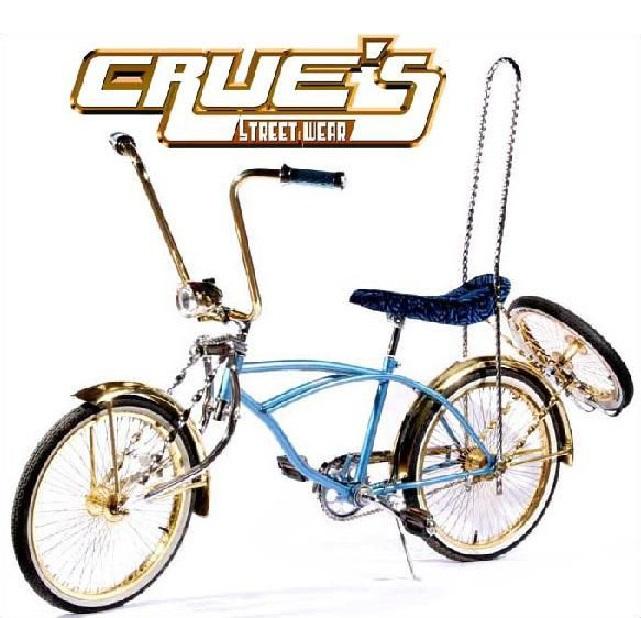 クルーズ ローライダー自転車 ゴールドコンビ カスタム2 ローチャリ ビーチクルーザー 20インチ 小径 自転車 改造 世田谷ベース エレクトラ レインボー コンプトン カスタム アメリカン チョッパー BMX MTB 小径自転車 ミニベロ 小径車