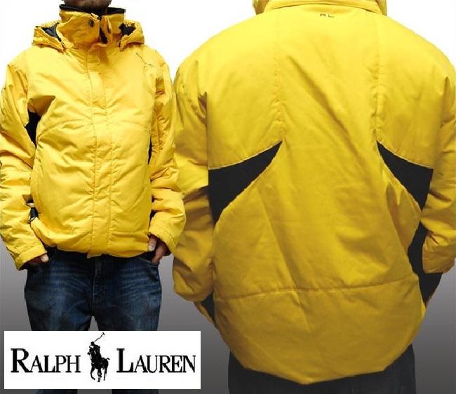 【決算セール】 ラルフローレン メンズ ジャケット POLO RALPH LAUREN ポロ 中綿 ストーム トルーパー イエロー アウター ラルフ カジュアル アメカジ スタイル ファッション