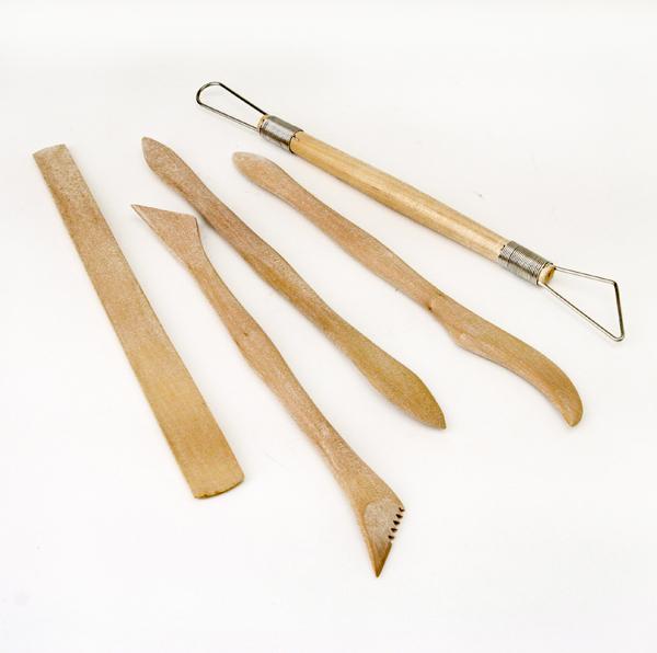 正規認証品 超人気 専門店 新規格 木製彫塑べらセット新日本造形