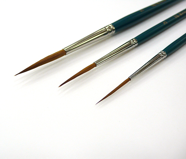 Namura Dacheng Hall Watercolor Brush SK-Meteor (Meteor) Maru No.1