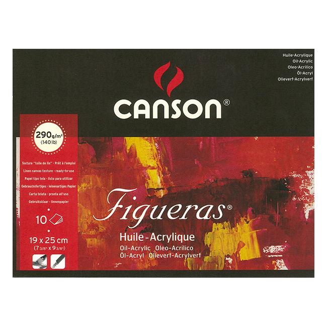 メール便OK キャンソン フィゲラスパッド 大決算セール 10枚入り 送料無料 激安 お買い得 キ゛フト Figueras 24×33cm