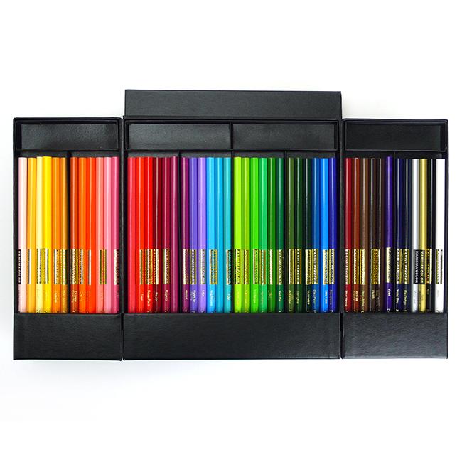 【あす楽対応】油性色鉛筆 カリスマカラー 48色セットサンフォード ベステック プリズマカラー