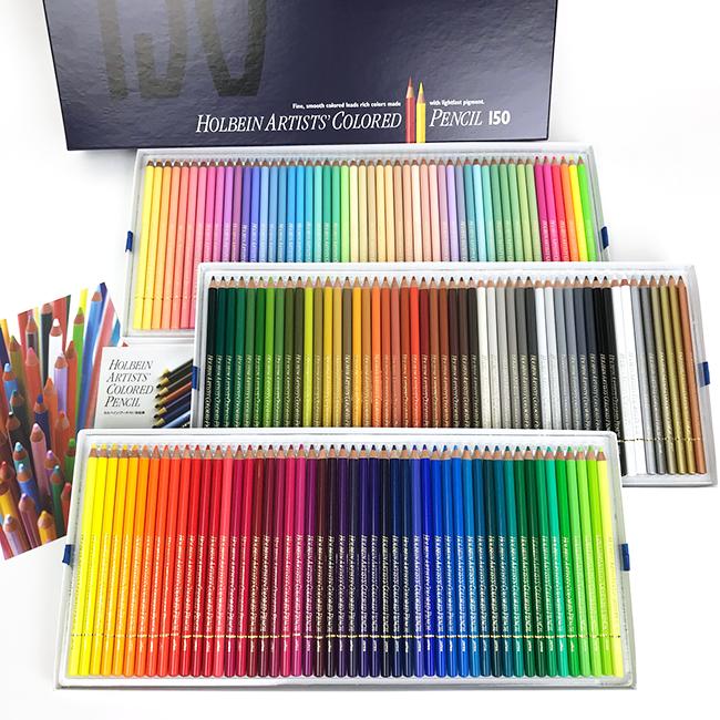 <title>憧れの全色セット あす楽対応 送料無料 憧れの全色 ショッピング ホルベイン アーチスト色鉛筆150色セット OP945</title>